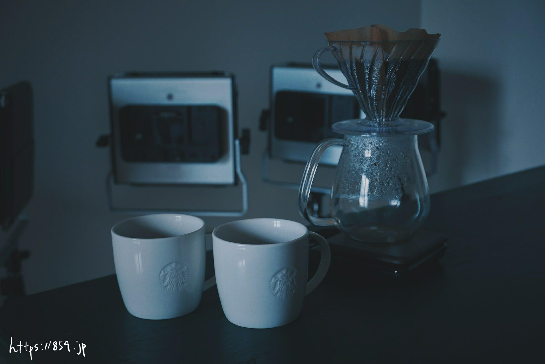 KINTOコーヒー(キントー)UNITEA ワンタッチティーポット460mlを使って珈琲ジャグ(カラフェ)にしてみた