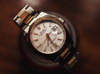 腕時計の預託を考える。貸して投資に。